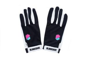 Brankářské rukavice Blindsave M černá