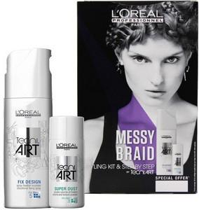 L'Oréal Professionnel Tecni.Art Fix Braid Kit