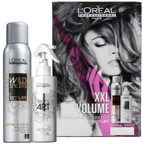 L'Oréal Professionnel Tecni.Art Volume Volume Kit