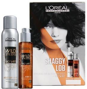 L'Oréal Professionnel Tecni.Art Wild Stylers Lob Kit