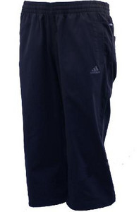 Kalhoty adidas Ess 3/4 Woven - výprodej EU 38 | S 1/2 | 3 Černá