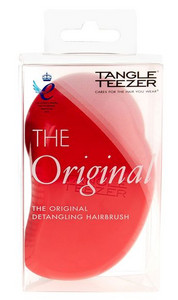 Kartáč TANGLE TEEZER Original Winter Berry Červená