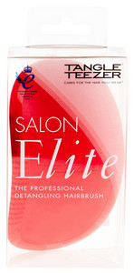 Kartáč TANGLE TEEZER Salon Elite Winter Berry Červená