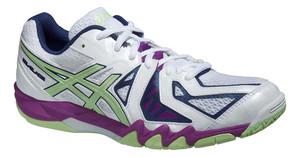 Asics Gel-Blade 5 W bílá / zelená UK 7 | US 9 | EU 40,5