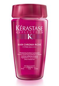 Kérastase Reflection Bain Chroma Riche Luminous Softening Shampoo 250ml