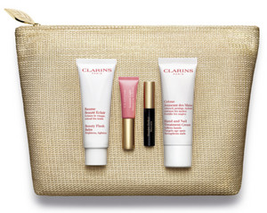 Clarins Beauty and Radiance set