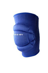 Brankářské chrániče Spokey Secure `16 L modrá