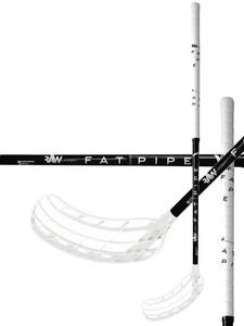 FatPipe Raw Concept 27 Orc černá / bílá Pravá (pravá ruka níže) 96cm (=106cm)