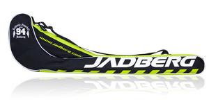 Jadberg Stick Bag Pro černá / žlutá 103cm (=113cm)
