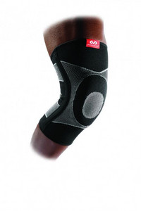 Ortéza na koleno McDavid 5125 KNEE SLEEVE/4 WAY ELASTIC WITH GEL