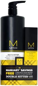 Paul Mitchell Mitch Double Hitter Set