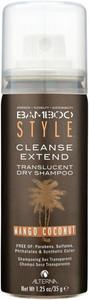 Alterna Bamboo Style Cleanse Extend Translucent Dry Shampoo Mango Coconut 40ml