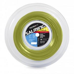 Salming Challenge Slick String fialová / žlutá, 110 m