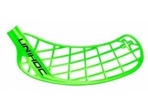Unihoc Player+ Střední Pravá ruka níže Zelená