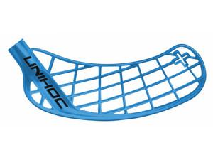 Unihoc Player+ Střední Levá ruka níže Modrá