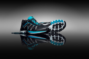 Salming Distance A3 Shoe Men Black Running shoes