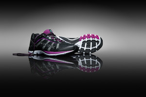 Salming Distance A3 Shoe Women Black Running shoes