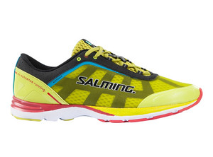 Salming Distance Shoe Men Acid Green Běžecká obuv