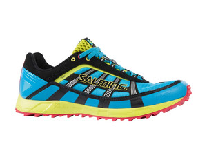 Salming Trail T1 Shoe Men Cyan Blue Running shoes