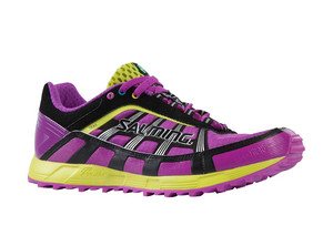 Salming Trail T1 Shoe Women Purple Laufenschuhe