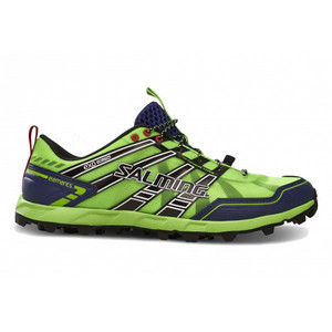 Salming Elements Shoe Men Gecko Green/Navy Running shoes