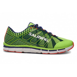 Salming Miles Shoe Men Gecko Green/Navy Running shoes
