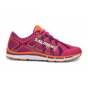 Salming Miles Shoe Women Pink/Purple Laufenschuhe