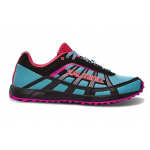 Salming Trail T2 Shoe Women Turquoise/Black Laufenschuhe