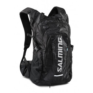 Salming RunPack 15 Litre Black/Turquoise Backpack