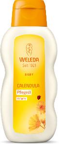 Weleda Calendula Baby Oil (Fragrance Free) 200ml