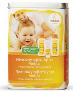 Weleda Calendula baby kit