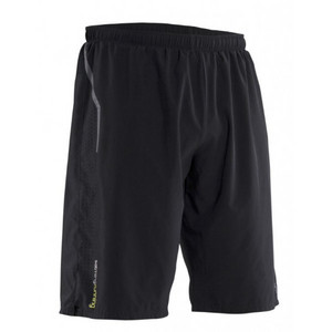 Salming Running Long Shorts Men S černá