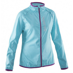 Salming Running Ultralite Jacket Women Turquoise Bunda