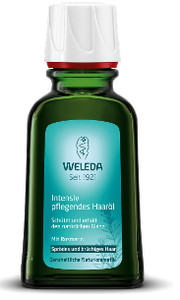 Weleda Rosemary Conditioning Hair Oil rozmarýnový vlasový olej