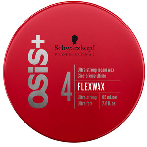 Schwarzkopf Professional Osis FlexWax Ultra Strong Cream Wax krémový vosk