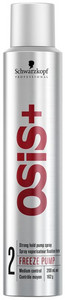 Schwarzkopf Professional OSiS+ Finish Freeze Strong Hold Pumpspray lak na vlasy se silnou fixací