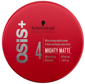 Schwarzkopf Professional Osis Mighty Matte Ultra Strong Matte Cream