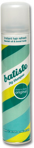 Batiste Clean and Classic Original Dry Shampoo 200ml