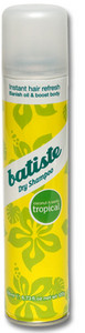 Batiste Coconut and Exotic Tropical Dry Shampoo