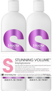 TIGI S-Factor Stunning Volume Tween Duo