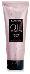 Matrix Oil Wonders Volume Rose Conditioner hĺbkovo vyživujúci kondicionér