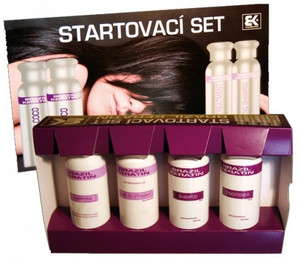 Brazil Keratin Treatment HGS Set