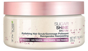 Matrix Biolage Sugar Shine Polishing Hair Scrub vlasový peeling
