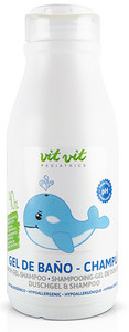 Diet Esthetic Vit Vit Pediatrics Bath gel – Shampoo