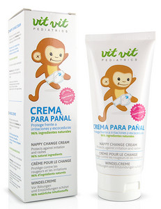 Diet Esthetic Vit Vit Pediatrics Nappy Change Cream
