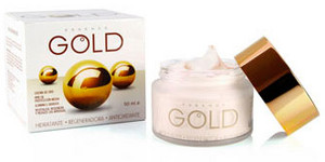 Diet Esthetic Gold Cream SPF15