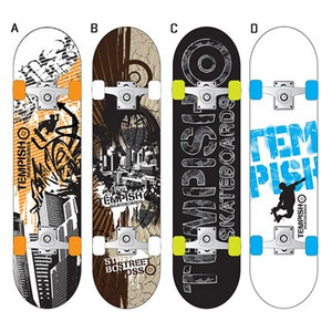 Tempish Street Boss Skateboard