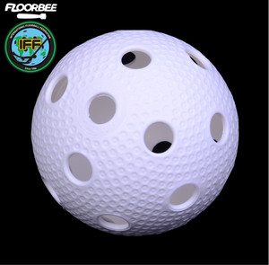 FLOORBEE Torpedo IFF match Floorball ball