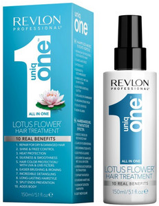 Revlon Professional Uniq One Lotus Flower Leave-in Hair Treatment 150ml