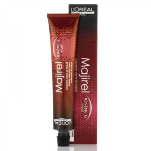 L'Oréal Professionnel Majirel 50ml 4.15 - středněhnědá popelavá mahagonová